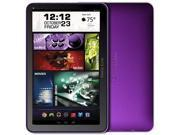 Visual Land ME-10Q-16GB-PRP Prestige Elite 10Q 10In 16Gb Android 4.4 Qc Purple Google Play