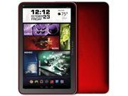 Visual Land ME-10Q-16GB-RED Prestige Elite 10Q 10In 16Gb Android 4.4 Qc Red Google Play