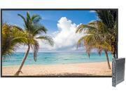 "NEC V652-DRD 65"" High-Performance LED-Backlit Commercial-Grade Display with Integrated OPS-DRD Digital Media Player"