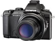 OLYMPUS  Stylus 1s  V109020BU000  Black  10.7X  Optical Zoom Digital Camera
