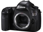 Canon EOS 5DS 0581C002 Black 50.60 MP Digital SLR Camera Body