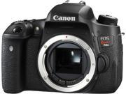 Canon EOS Rebel T6s 0020C001 Black 24.20 MP Digital SLR Camera Body
