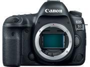 Canon 1483C002 EOS 5D Mark IV DSLR Camera (Body Only)