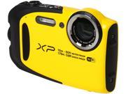 "FUJIFILM FinePix XP80 16450001 Yellow 16.4 MP 2.7"" 460K Tough Camera"