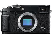 FUJIFILM X-Pro2 16488618 Black 24.3 MP Aspect ratio 3:2, approx 1.62 millions dots LCD Digital Camera - Body Only