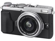 FUJIFILM X70 Silver 16.3 MP Digital Camera
