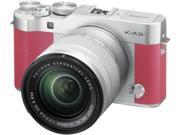 FUJIFILM X-A3 16531659 Pink Digital SLR Camera