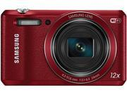 SAMSUNG WB35F Red 16.2 Megapixel Smart Digital Camera