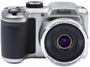 Kodak AZ251-SL Silver 16.15 Megapixels 25X Optical Zoom Wide Angle Astro Zoom Digital Camera