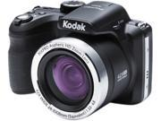Kodak PIXPRO ASTRO ZOOM AZ421 Black 16.15MP 42X Optical Zoom 24mm Wide Angle Digital Camera HDTV Output