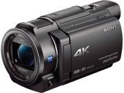 "SONY  FDR-AX33/B  Black  1/2.3"" back-illuminated Exmor R CMOS  3.0"" 921.6K Touch  LCD 10X  Optical Zoom Full HD HDD/Flash Memory Camcorder"