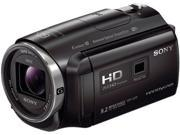 "SONY HDR-PJ670/B Black 1/5.8'' back-illuminated Exmor R CMOS 3.0"" 460.8K Touch LCD 30X Optical Zoom Full HD HDD/Flash Memory Camcorder"
