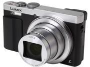 Panasonic DMC-ZS50S Silver 12.1MP Digital Camera