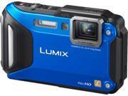 Panasonic Lumix TS6 16 Megapixel Compact Camera - Blue