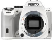 PENTAX K-S2 11890 White 20.12 MP Digital SLR Camera - Body