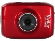 "Vivitar DVR783HD-RED Red 5.1 MP 1.8"""" Action Camera"" 9B-30-241-182"