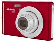 Polaroid iE826 Red 18 MP 8X Optical Zoom Digital Camera