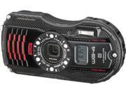 "Ricoh WG-4 GPS 8542 Black 16 MP 3.0"" 460k Tough Camera"