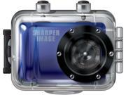 Sharper Image SVC555BL Blue Action Camera