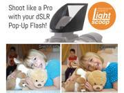 Lightscoop U1 S Standard Version Bounce Flash Device Universal Model
