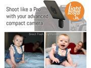 Lightscoop LSJUNIOR Junior Bounce Flash Device for Compact Cameras