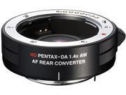 PENTAX 37962 HD PENTAX-DA 1.4X AW Rear Converter
