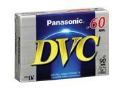 Panasonic AY-DVM60EJ 60-minute DVC (Mini DV) Tape