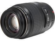 Canon 4657A006 SLR Lenses EF 100mm f 2.8 Macro USM Macro Lens Black