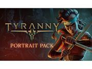 Tyranny - Portrait Pack [Online Game Code] N82E16832021229
