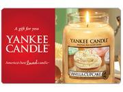 Yankee Candles $250 Gift Card (Email Delivery)