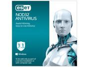 ESET NOD32 Antivirus 2015 - 1 PC (CD Sleeve)