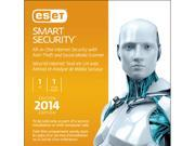 ESET Smart Security 2014 - 1 PC (CD Sleeve)
