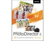CyberLink PhotoDirector 6 Deluxe - Download