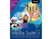 CyberLink MediaSuite 13 Ultra