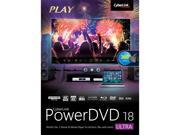CyberLink PowerDVD 18 Ultra 9B-32-117-165