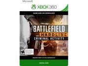 Battlefield Hardline Criminal Activity DLC XBOX 360 [Digital Code]