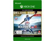 Madden NFL 16 Deluxe Edition XBOX One [Digital Code]