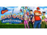 3D Ultra Minigolf Adventures [Online Game Code]