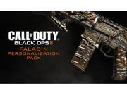 Call of Duty: Black Ops II Paladin Personalization Pack [Online Game Code]
