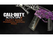 Call of Duty: Black Ops II Party Rock Personalization Pack [Online Game Code]