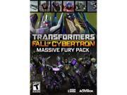 Transformers: Fall of Cybertron Massive Fury Pack [Online Game Code]