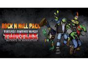 TMNT: Mutants in Manhattan - Rock N Roll Pack [Online Game Code]