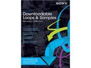 SONY Downloadable Loops Standard Collection - Digital Code