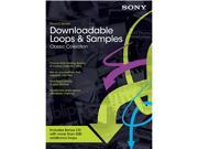 SONY Downloadable Loops Classic Collection - Digital Code