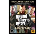 Grand Theft Auto IV: Complete Edition [Online Game Code]