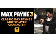 Max Payne 3: Classic Max Payne Character [Online Game Code]