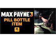 Max Payne 3: Pill Bottle Item [Online Game Code]