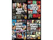 GTA Power Pack (GTA IV Complete, GTA 3, GTA Vice City, GTA San Andreas) [Online Game Codes]