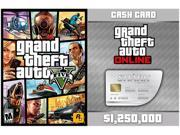 Grand Theft Auto V + Great White Shark Card [Online Game Code]