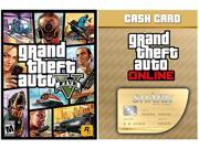 GTA V & Whale Shark Card Bundle [Online Game Code]